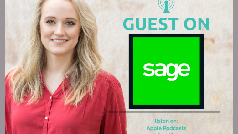 """Sage Advice Podcast Thought Leader – Kathryn Burmeister On Her New Book """"Overcoming Addiction To The Status Quo"""""""