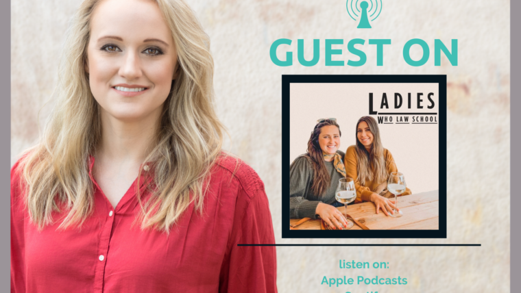 Ladies Who Law School Podcast: A Chat About Overcoming Addiction To The Status Quo